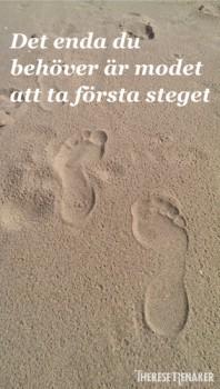 Första steget