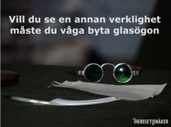 Våga byta glasögon liten