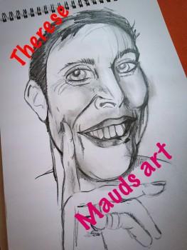 Karikatyr T Maud B