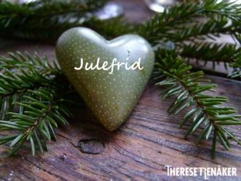 Julefrid och tro