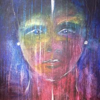 Min vän Lisa Rislöws fantastiska tavlor måste ses live!