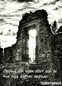 Öppna dörrar